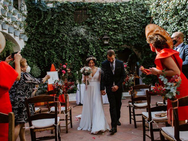 La boda de Enrique y Lucía en Córdoba, Córdoba 39