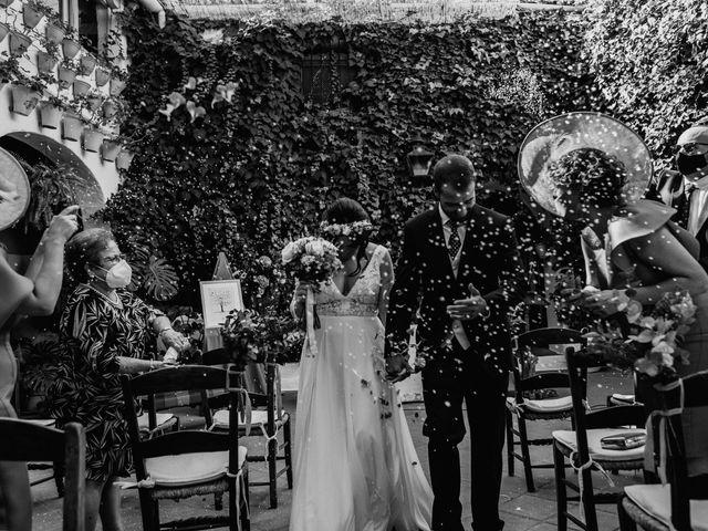 La boda de Enrique y Lucía en Córdoba, Córdoba 40
