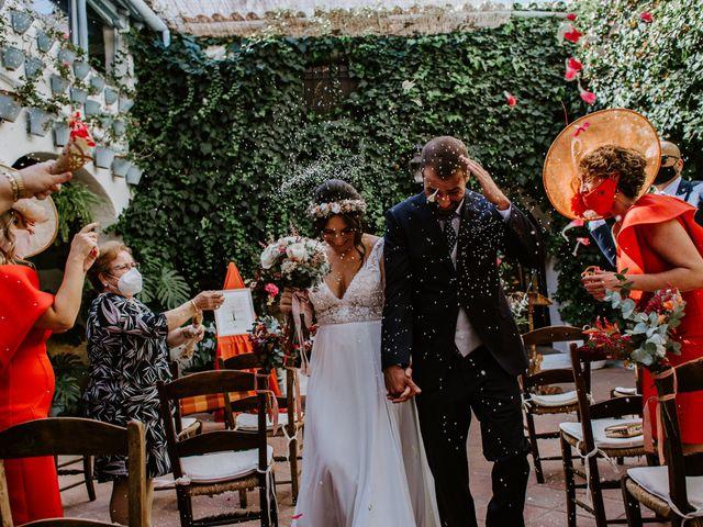 La boda de Enrique y Lucía en Córdoba, Córdoba 41