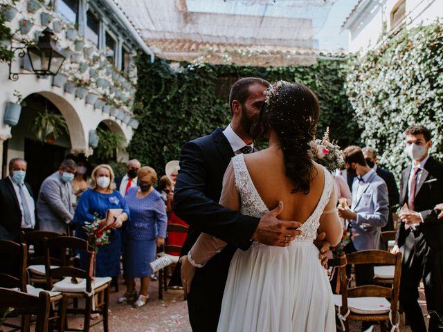 La boda de Enrique y Lucía en Córdoba, Córdoba 43
