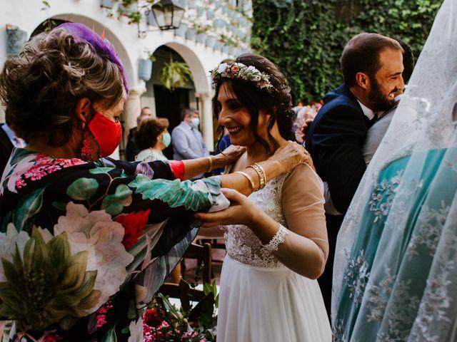 La boda de Enrique y Lucía en Córdoba, Córdoba 45