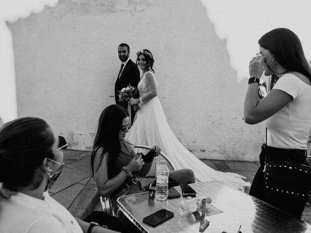 La boda de Enrique y Lucía en Córdoba, Córdoba 52