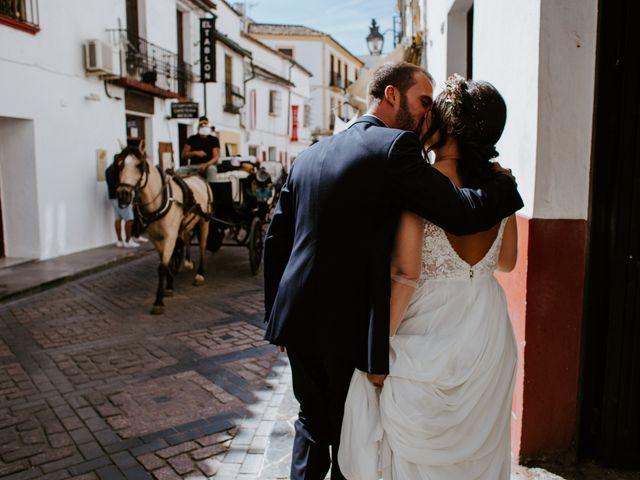 La boda de Enrique y Lucía en Córdoba, Córdoba 54