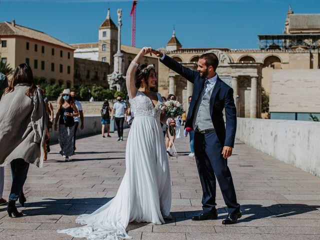 La boda de Enrique y Lucía en Córdoba, Córdoba 55
