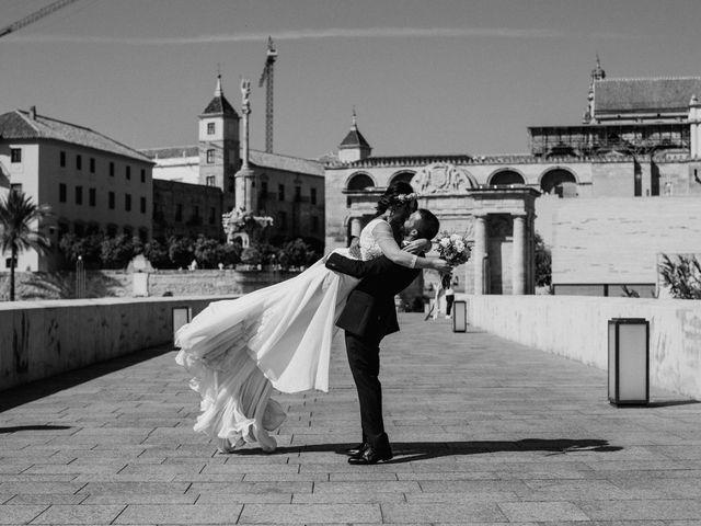 La boda de Enrique y Lucía en Córdoba, Córdoba 56
