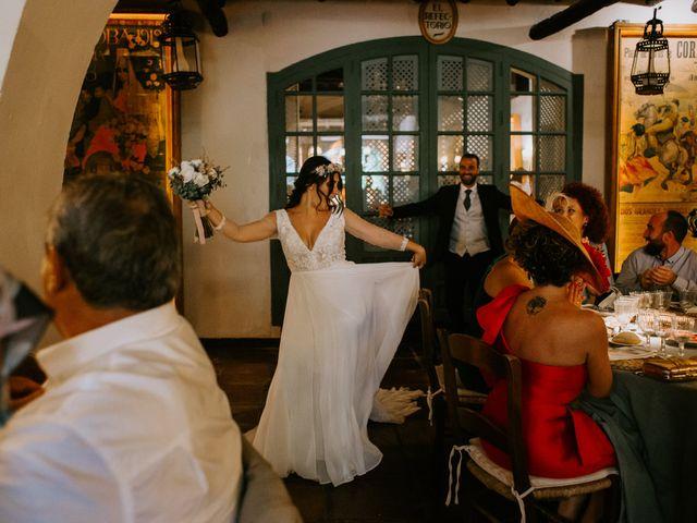 La boda de Enrique y Lucía en Córdoba, Córdoba 61