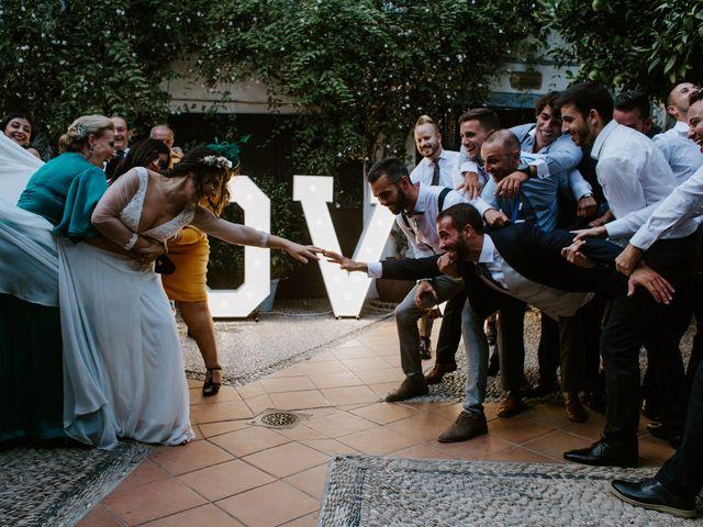 La boda de Enrique y Lucía en Córdoba, Córdoba 75