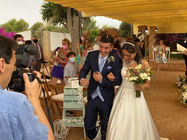 La boda de Sergio  y Mari  en Naquera, Valencia 1
