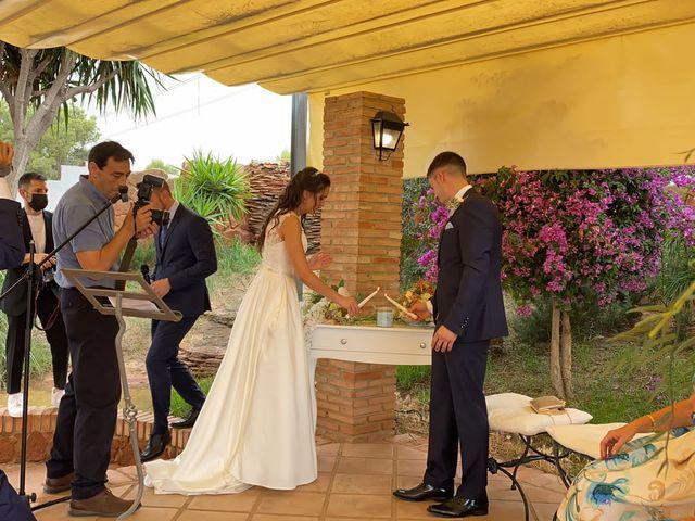La boda de Sergio  y Mari  en Naquera, Valencia 2