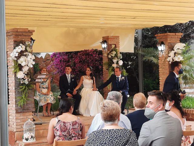 La boda de Sergio  y Mari  en Naquera, Valencia 7