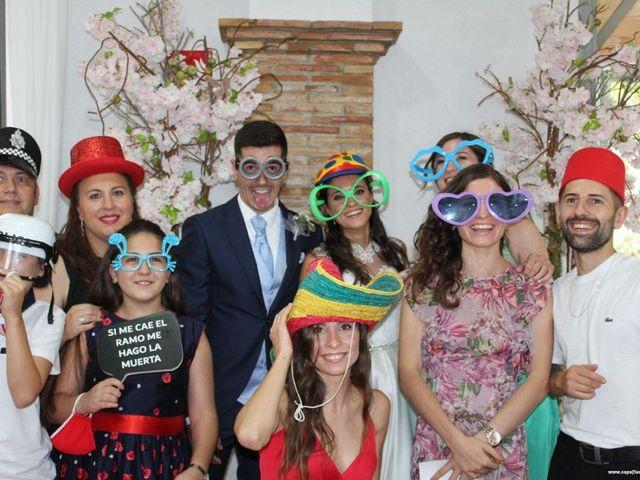 La boda de Sergio  y Mari  en Naquera, Valencia 8