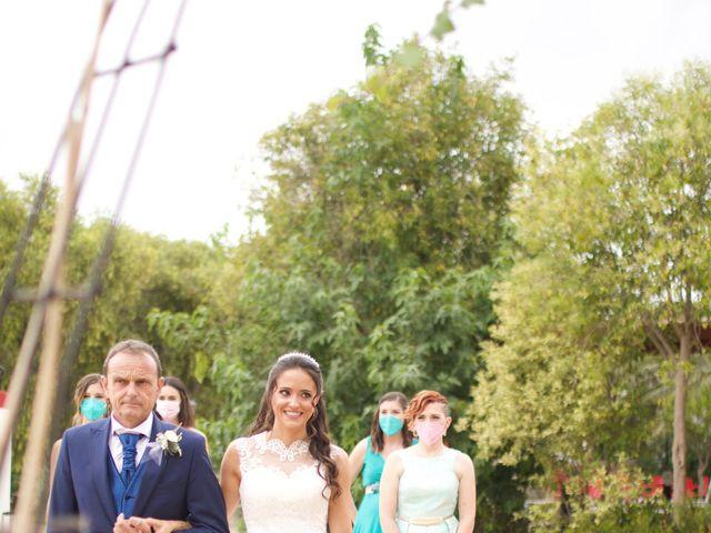 La boda de Sergio  y Mari  en Naquera, Valencia 9