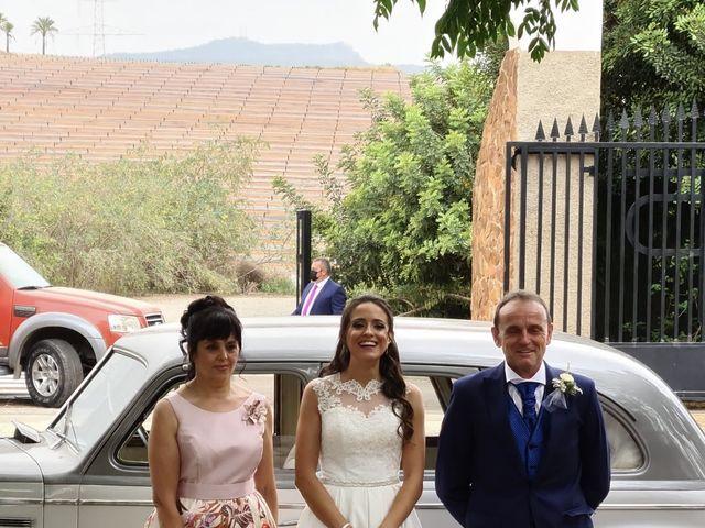 La boda de Sergio  y Mari  en Naquera, Valencia 10