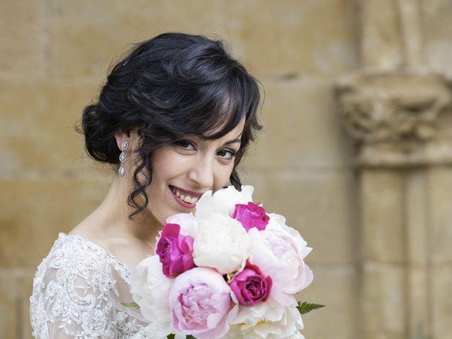 La boda de Fidel y Lorena en Navarrete, La Rioja 1