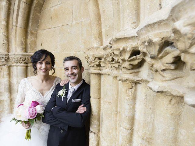 La boda de Fidel y Lorena en Navarrete, La Rioja 7