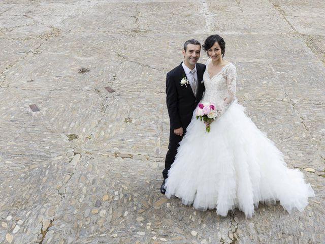 La boda de Fidel y Lorena en Navarrete, La Rioja 8