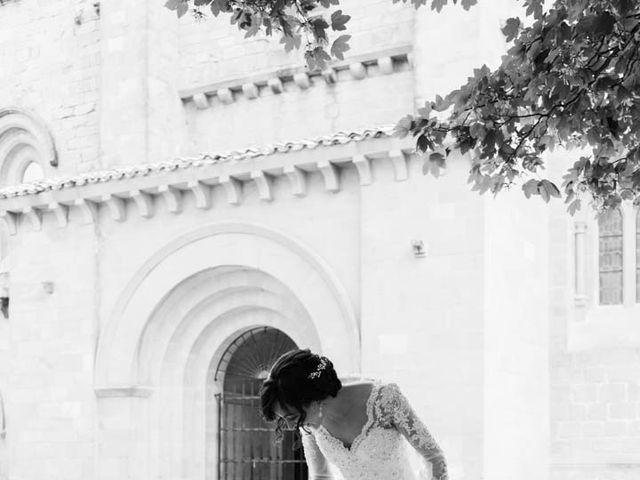 La boda de Fidel y Lorena en Navarrete, La Rioja 11