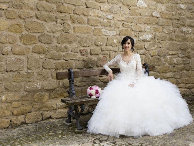La boda de Fidel y Lorena en Navarrete, La Rioja 12