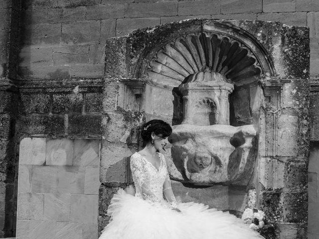 La boda de Fidel y Lorena en Navarrete, La Rioja 13