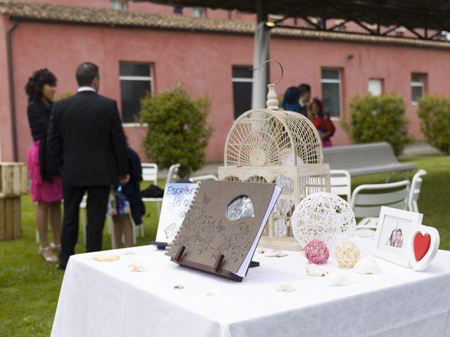 La boda de Fidel y Lorena en Navarrete, La Rioja 15