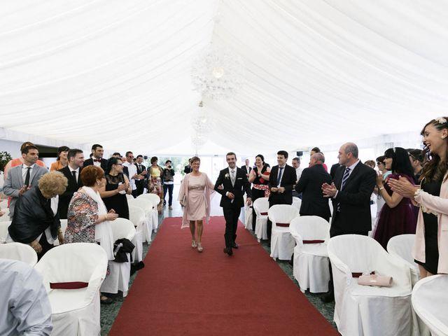 La boda de Fidel y Lorena en Navarrete, La Rioja 16