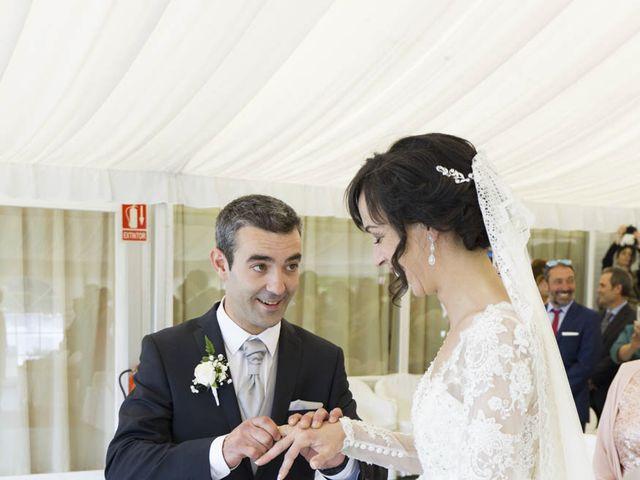 La boda de Fidel y Lorena en Navarrete, La Rioja 21