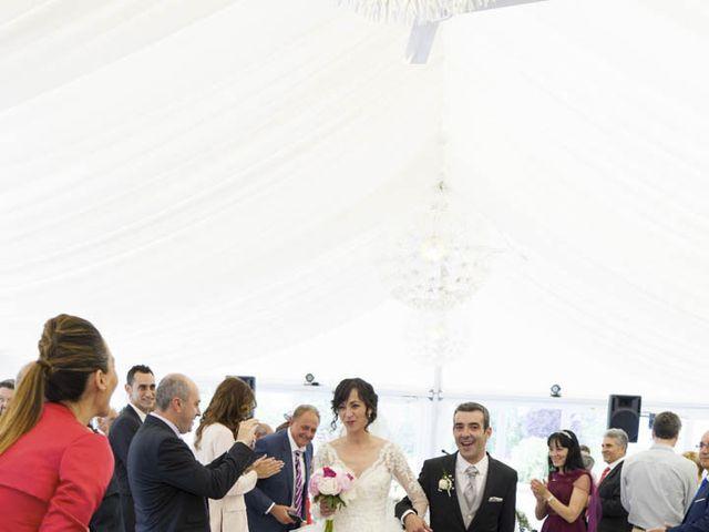 La boda de Fidel y Lorena en Navarrete, La Rioja 23