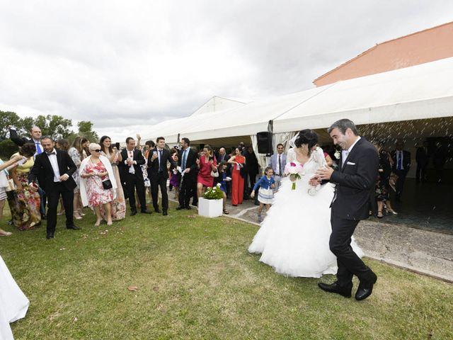 La boda de Fidel y Lorena en Navarrete, La Rioja 24