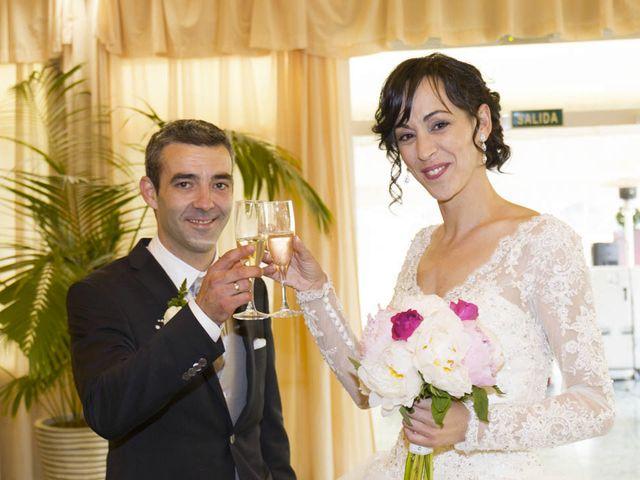 La boda de Fidel y Lorena en Navarrete, La Rioja 28