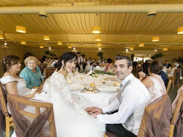 La boda de Fidel y Lorena en Navarrete, La Rioja 29