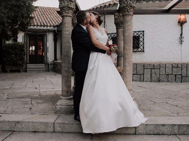 La boda de Miguel y Marta en Illescas, Toledo 1