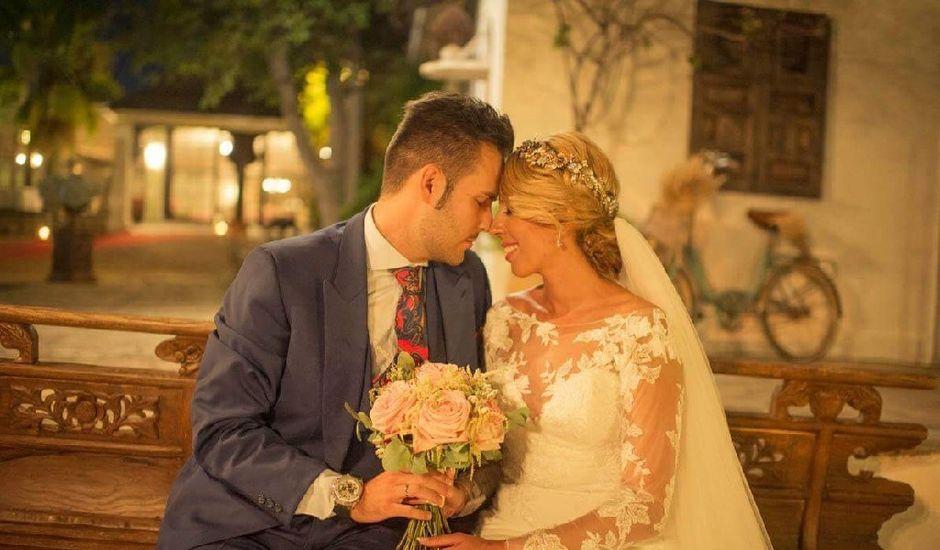 La boda de Vanessa  y Andrés  en Córdoba, Córdoba