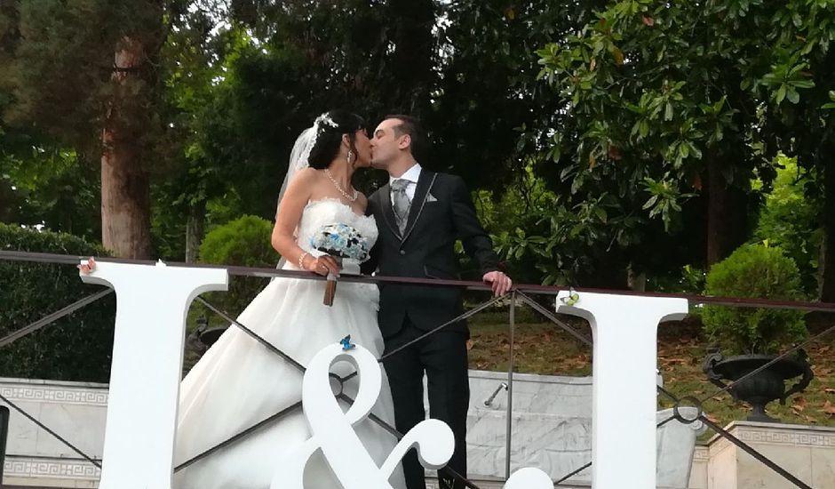 La boda de Juan Francisco   y Iveth Angelica  en Oviedo, Asturias