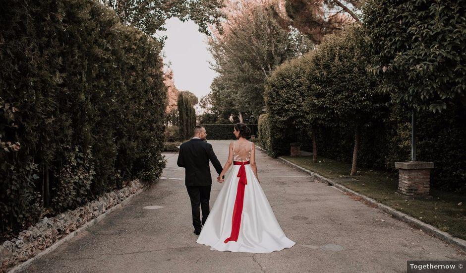 La boda de Miguel y Marta en Illescas, Toledo