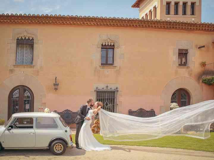 La boda de Erica y Albert