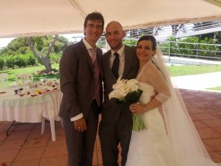 La boda de Emilia y Samuel