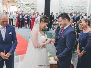La boda de Maria José  y Moisés  3