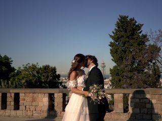 La boda de Alan y Laura