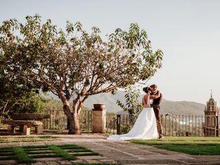 La boda de Eduardo y Valeria