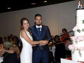 La boda de Andrés y Nuria