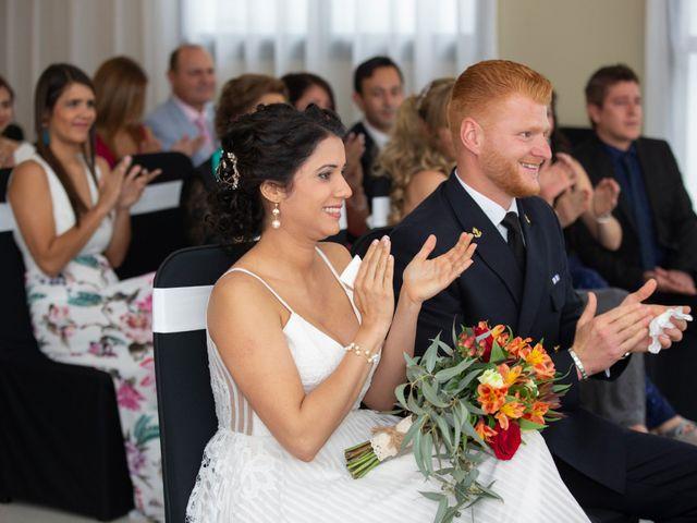 La boda de Fran y Andrea en Oleiros, A Coruña 20