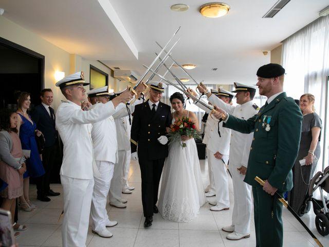 La boda de Fran y Andrea en Oleiros, A Coruña 25