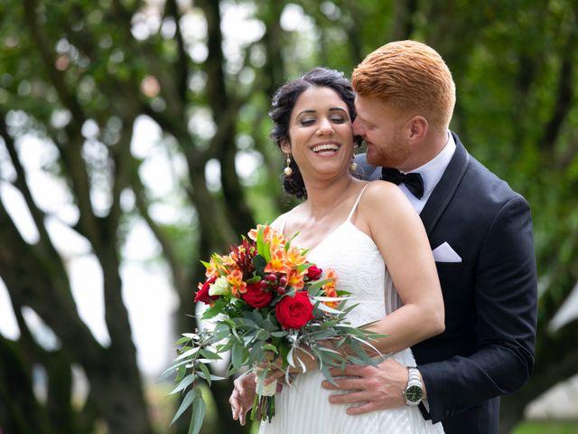 La boda de Fran y Andrea en Oleiros, A Coruña 31