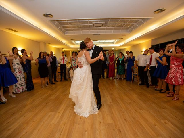 La boda de Fran y Andrea en Oleiros, A Coruña 43