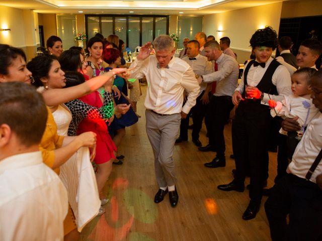 La boda de Fran y Andrea en Oleiros, A Coruña 45