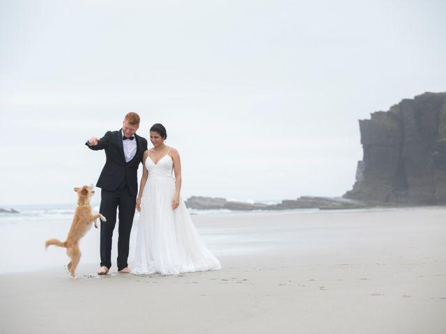 La boda de Fran y Andrea en Oleiros, A Coruña 52