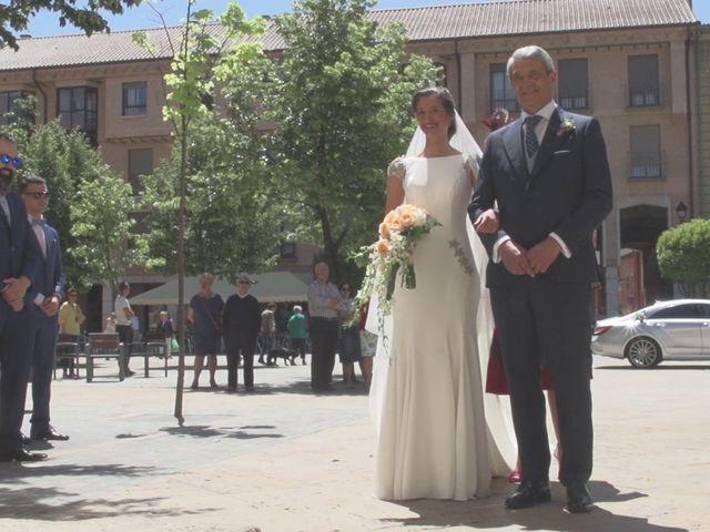 La boda de Jesús y Esther en Palencia, Palencia 15