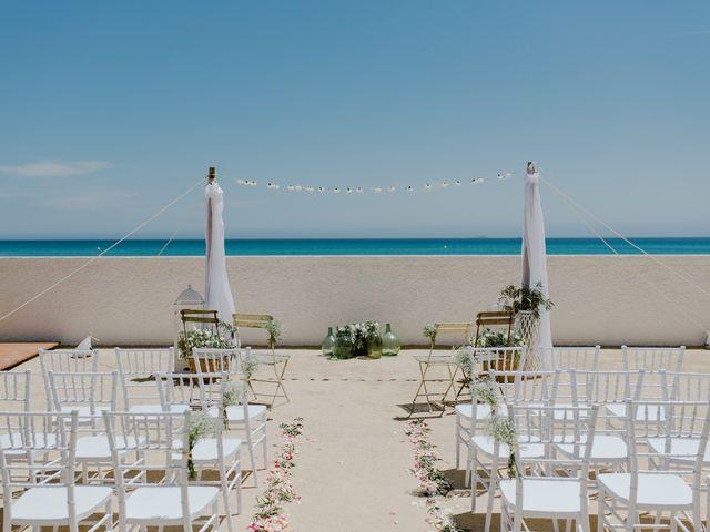 La boda de Javier y Laura en La Manga Del Mar Menor, Murcia 2