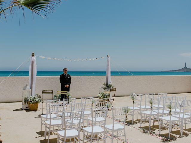 La boda de Javier y Laura en La Manga Del Mar Menor, Murcia 3