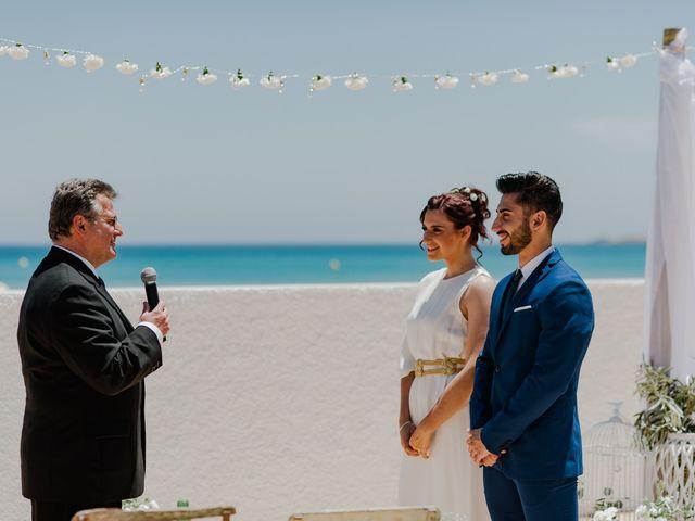 La boda de Javier y Laura en La Manga Del Mar Menor, Murcia 9